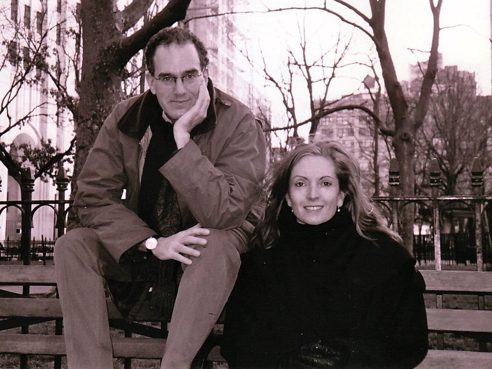 Larry Shopmaker & Betsy Senior, 2001