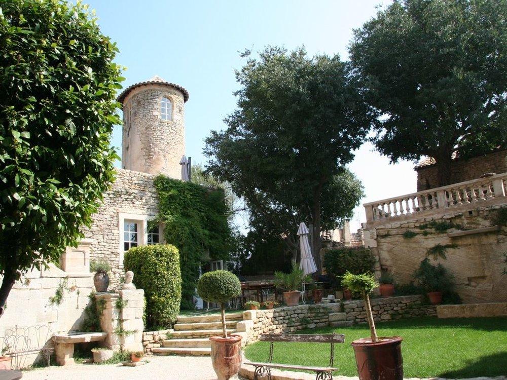Chateau de Goult