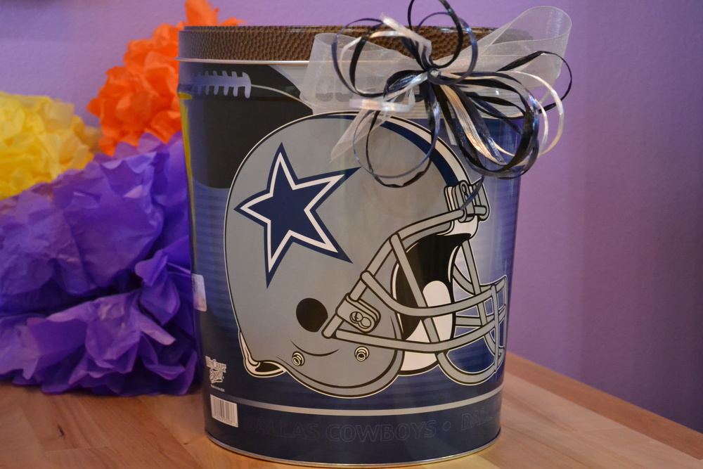 Dallas Cowboys Tin