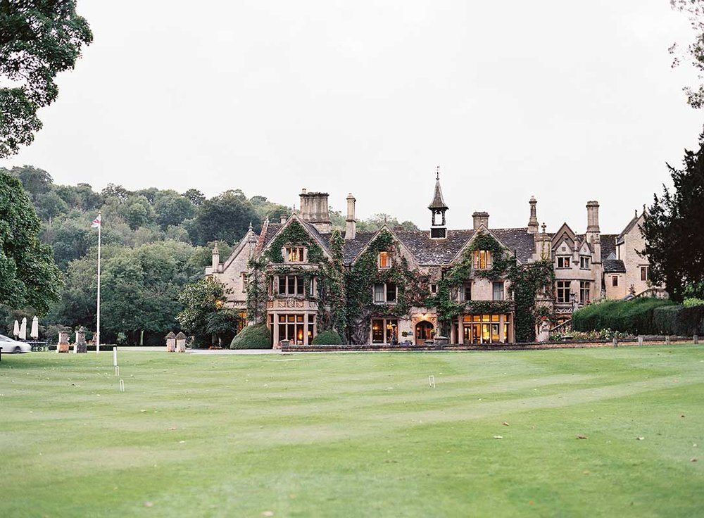 Castle Combe Manor House