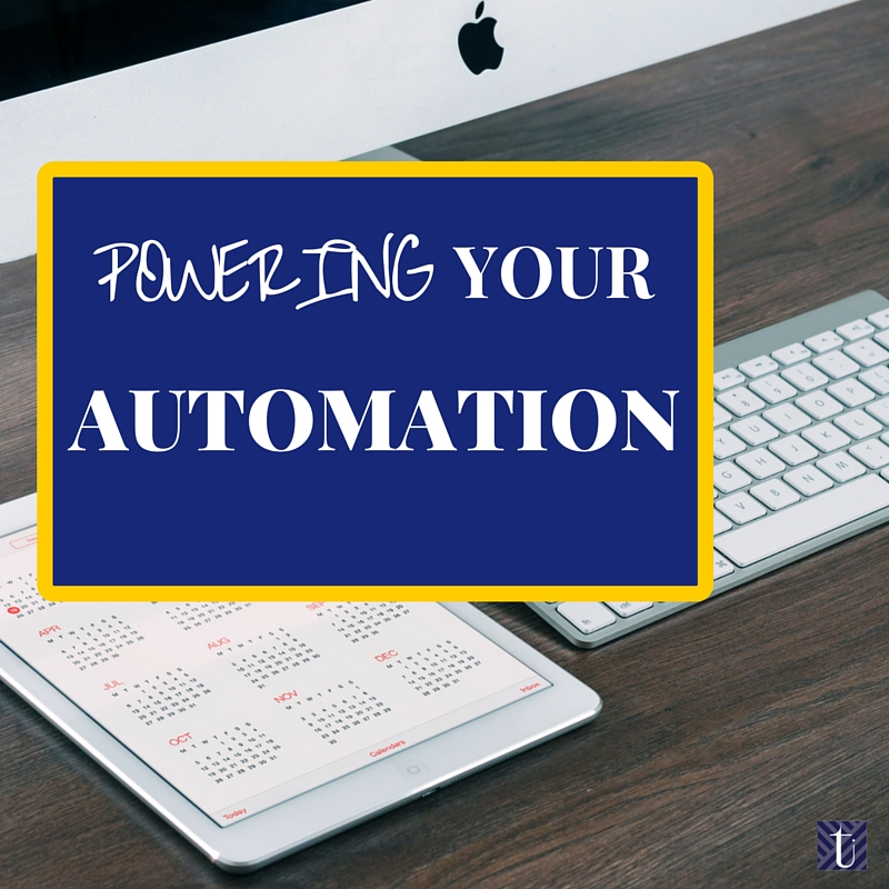 Powering Your Automation