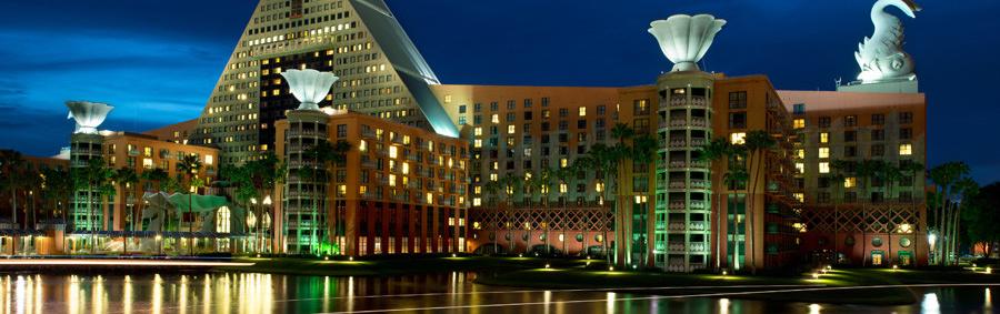 Swan & Dolphin Hotel
