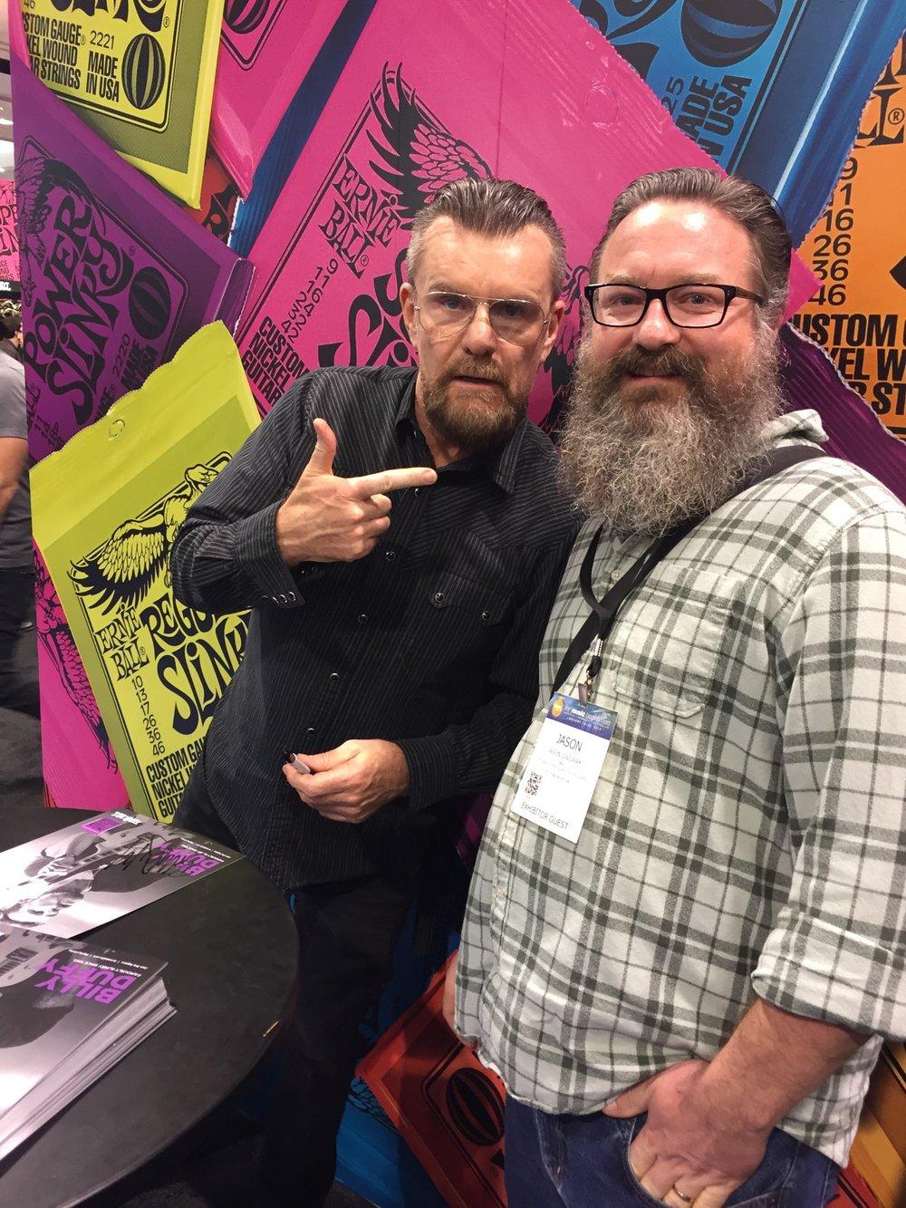 "Jason Dworak  ""The Bearded Wonder""    Audio Tech Assistant  ""I told Stevie.."""