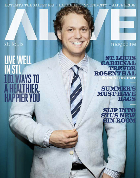 Alive Magazine July 2014