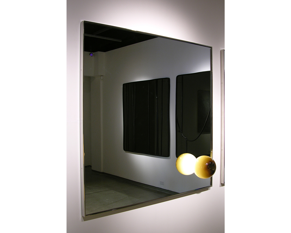 LIGHTED MIRROR - ONE LIGHT