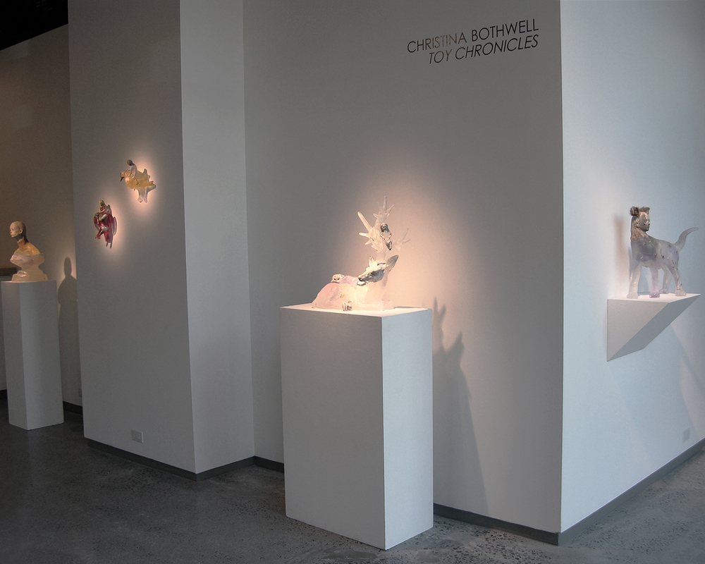 CHRISTINA BOTHWELL:    TOY CHRONICLES:    SEPTEMBER - 4 - 2014