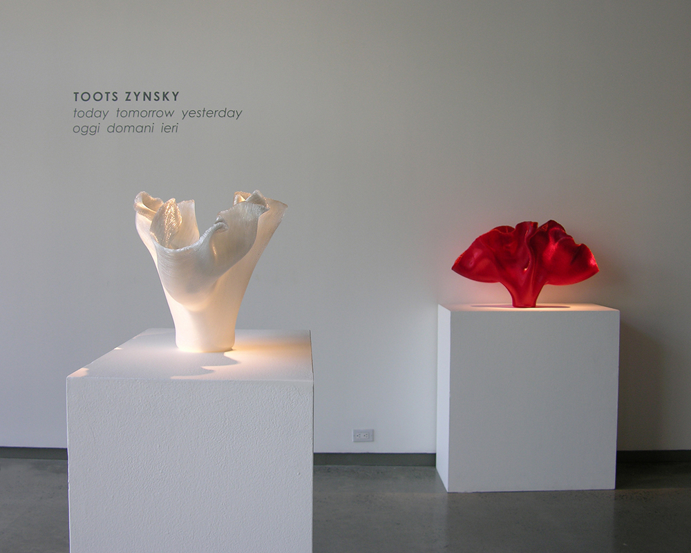 TOOTS ZYNSKY: TODAY TOMORROW YESTERDAY: APRIL 21 - 2016