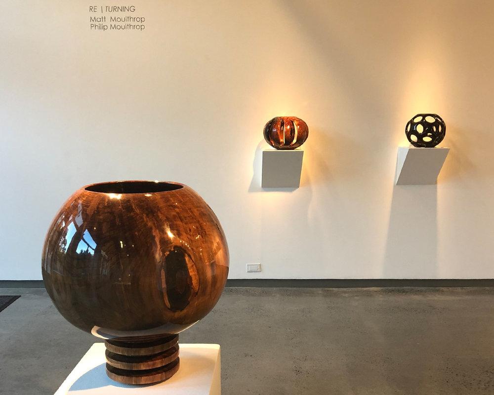 PHILP &MATT MOULTHROP: RE | TURINING: OCTOBER 26 - 2018