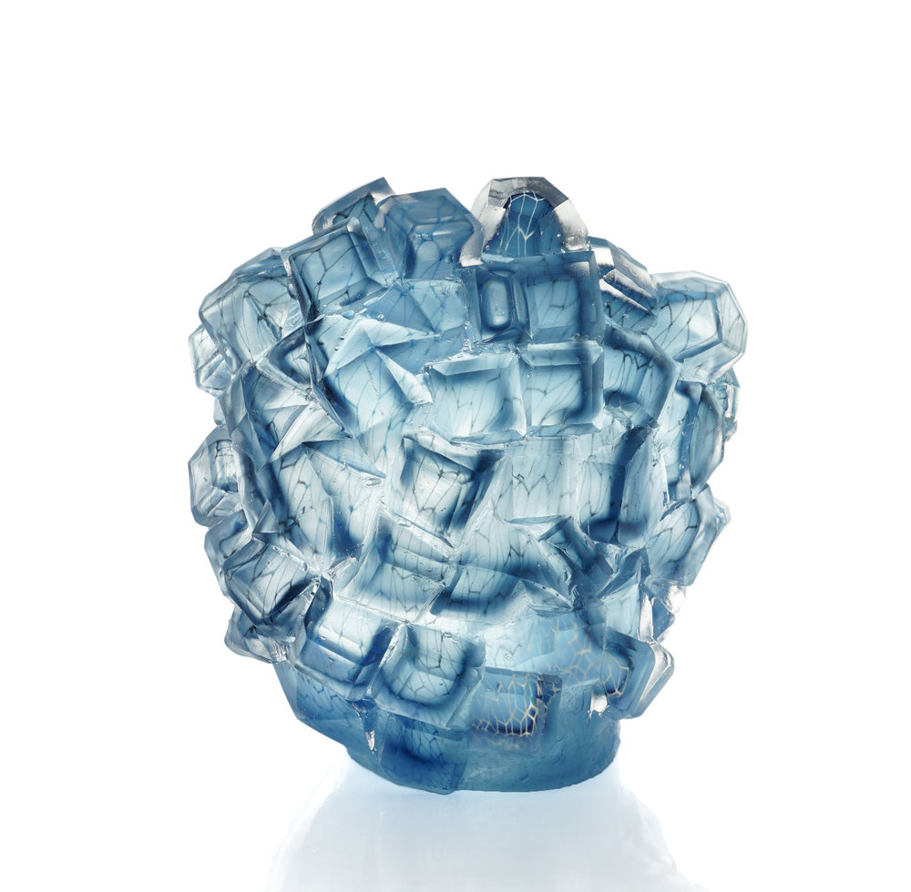 ARCHITECTURAL GLASS FANTASIES SERIES - OBJECT No. 36