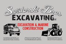contact Swidorski for your excavation needs