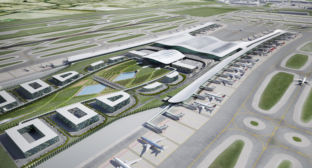 Airport Conceptual Design