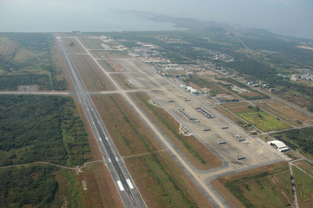 U-Tapao International Airport - Pattaya, Thailand