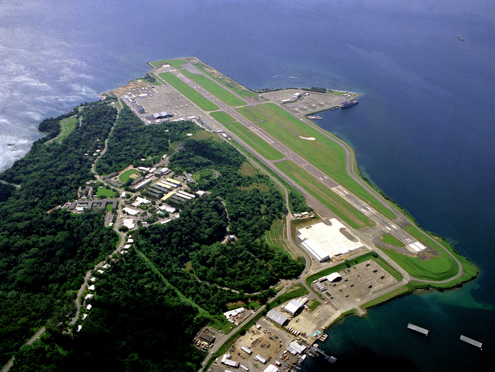 US Naval Air Station, Cubi Point Philippines