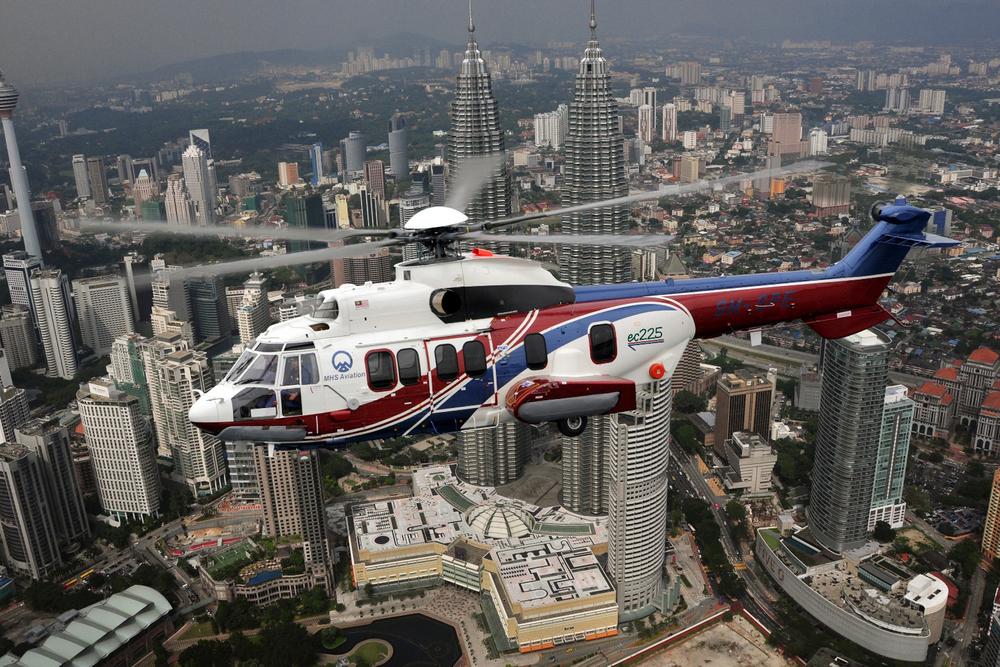 MHS Aviation, Kuala Lumpur