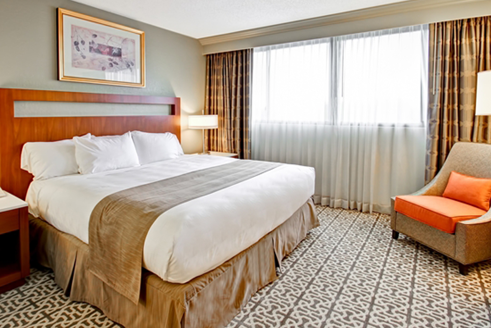 DoubleTree Southcenter: One Night Stay with Breakfast for 2