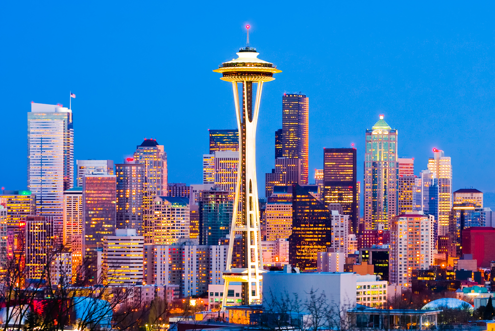 Space Needle: Two General Admission Passes