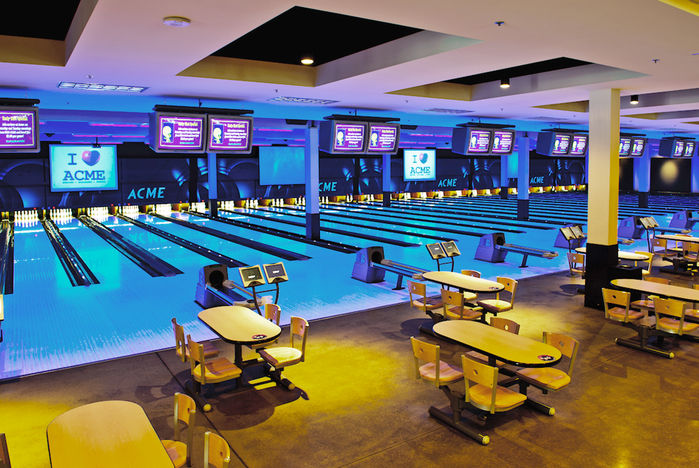 ACME Bowl: Ten Games of Bowling