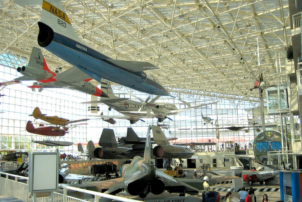 4 Passes to the Museum of Flight