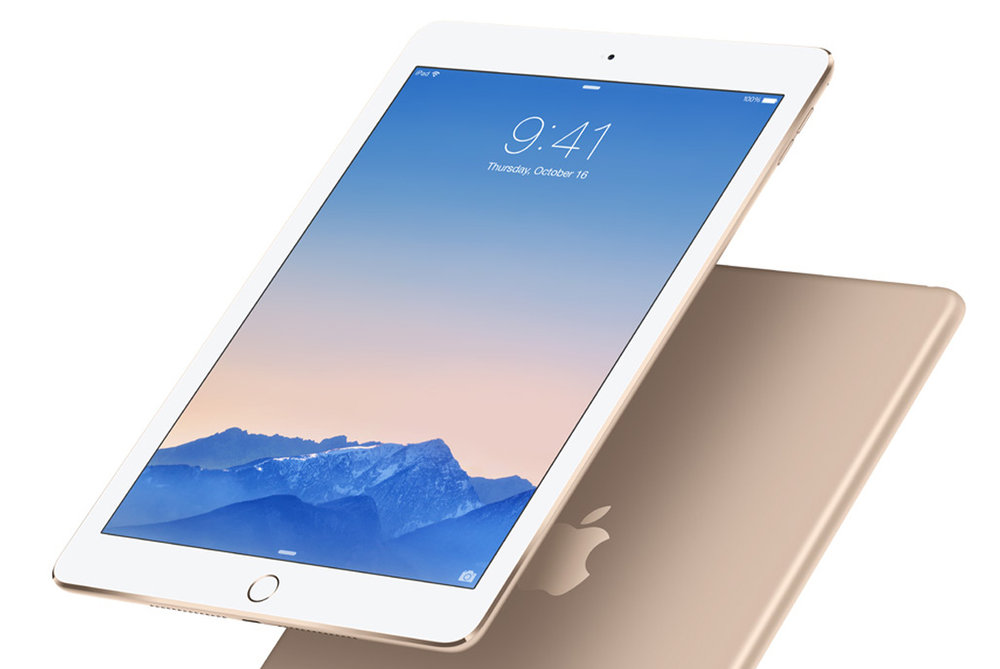 Union Bank: iPad Air 2