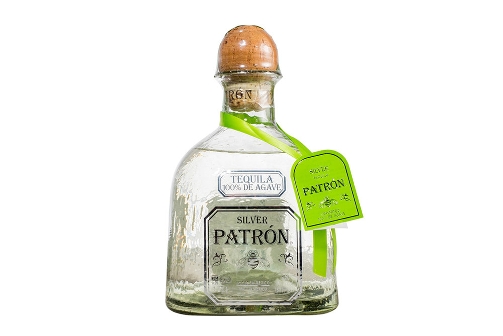 Costco Wholesale: Silver Patron Tequila