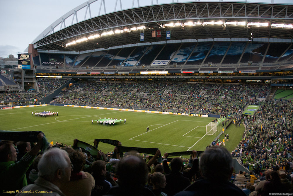 Redapt, Inc.: Sounders Game 4 Suite Tickets