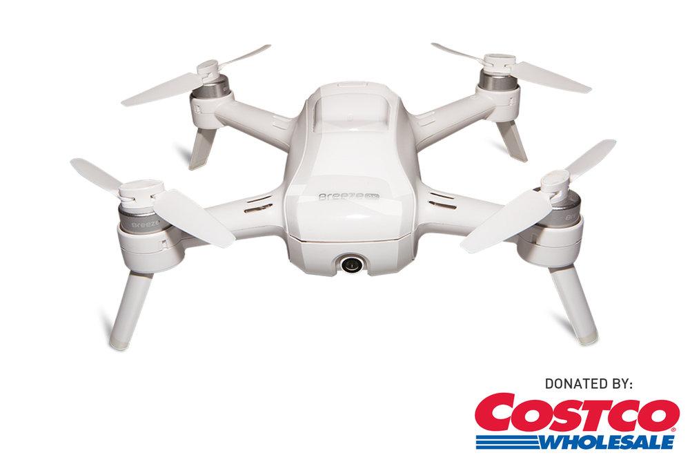 Costco: Breeze 4K Flying Camera