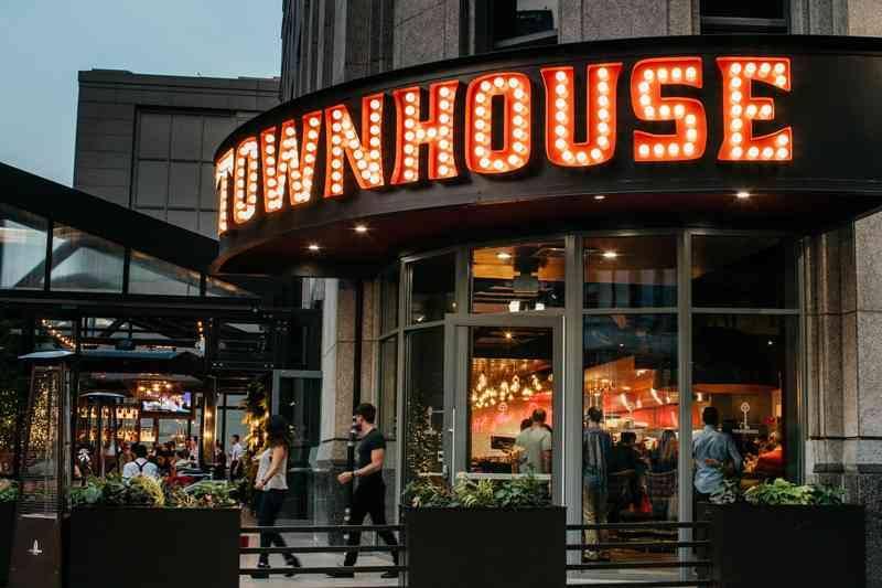 Townhouse Detroit, 500 Woodward Ave., Ste. 200, Detroit, MI 48226