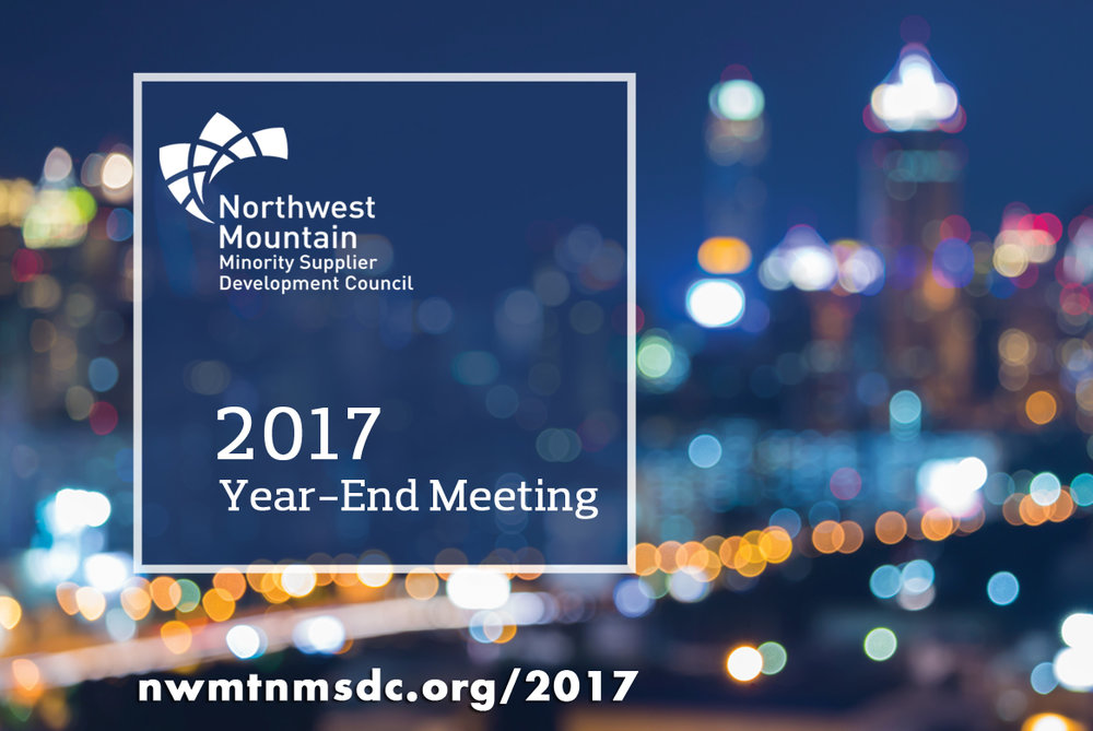 2017 Year End Meeting