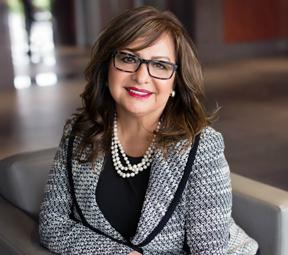 Rosa Santana, Founder and Chief Executive Officer, Santana Group