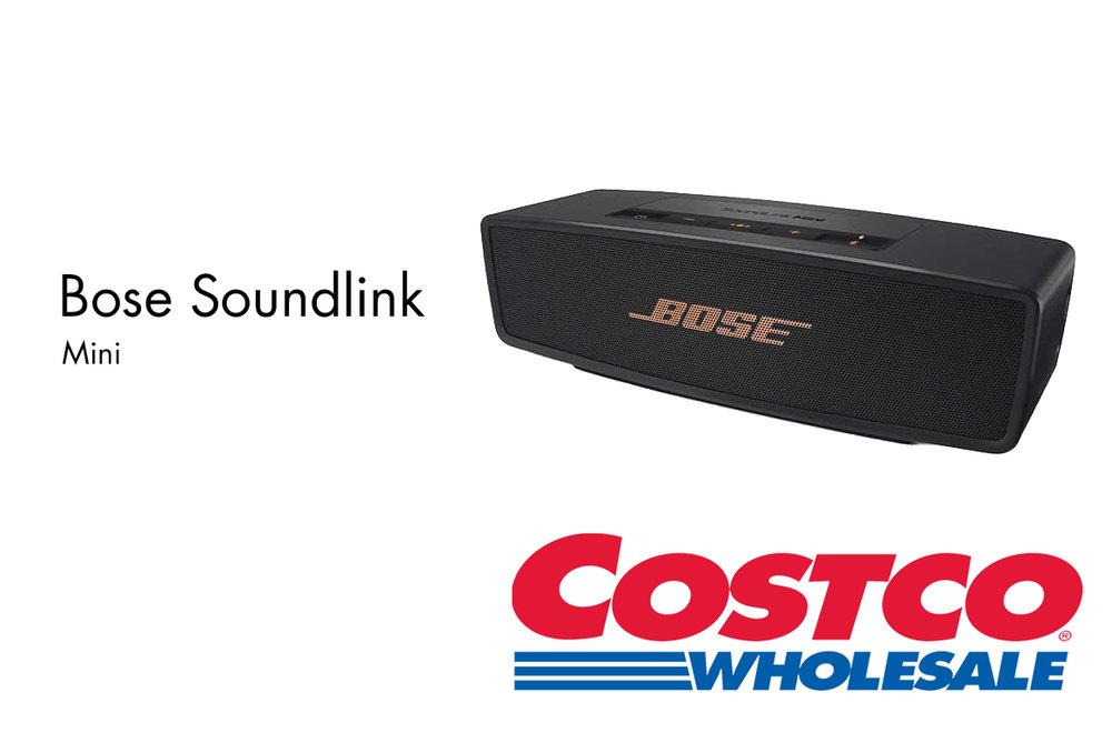 Costco Wholesale Bose