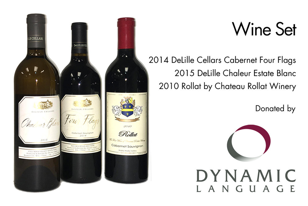 Dynamic Language Wine Set