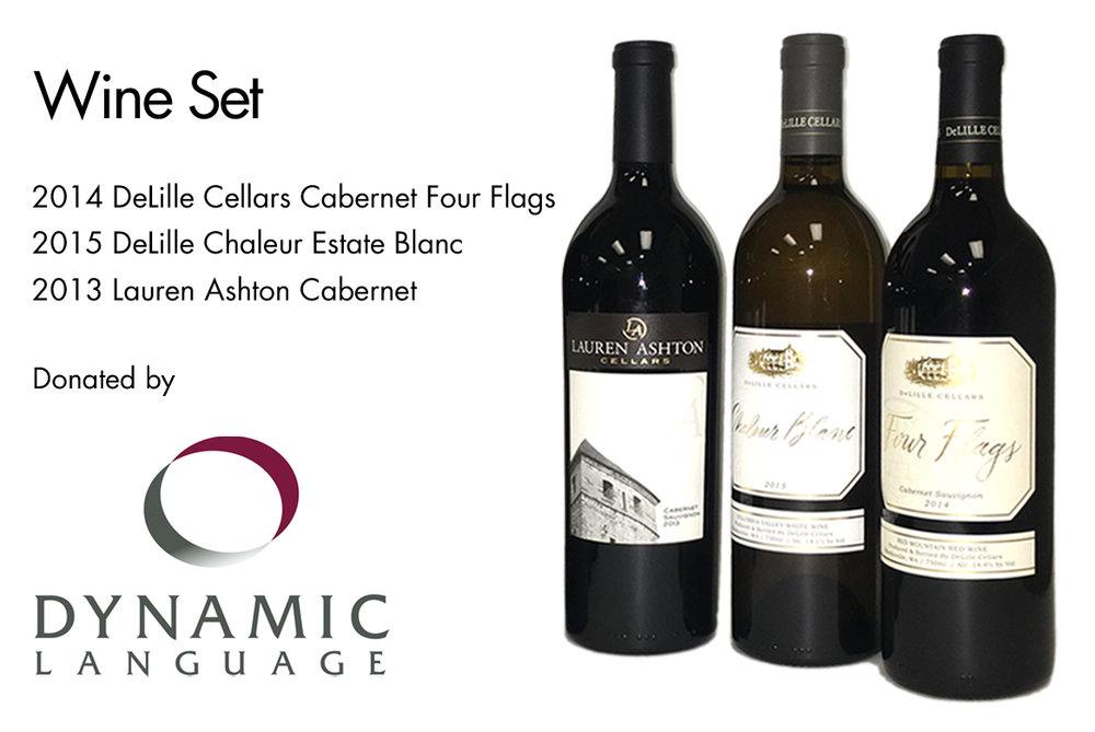 Dynamic Language Wine Set 2