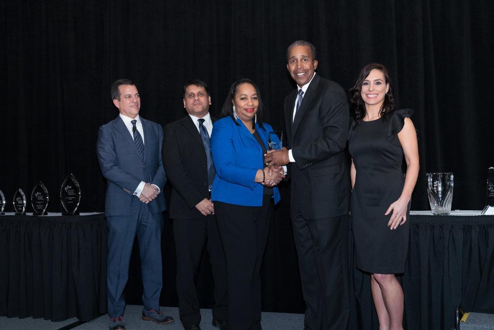 Earl Overstreet II - 2017 John A. Gilmore Award