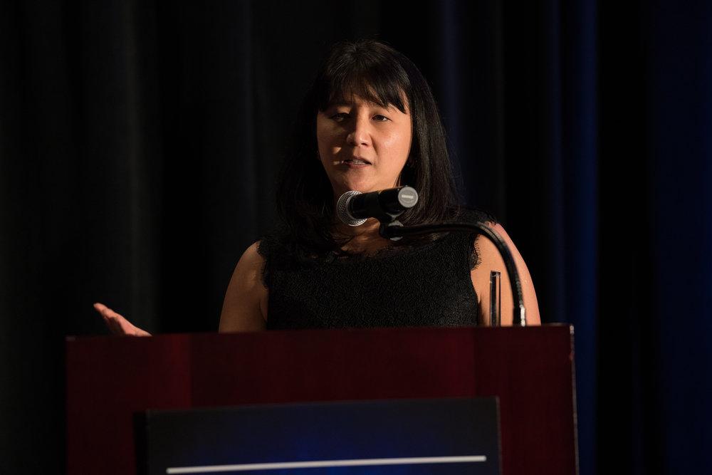 Diane Lin - 2017 President's Award