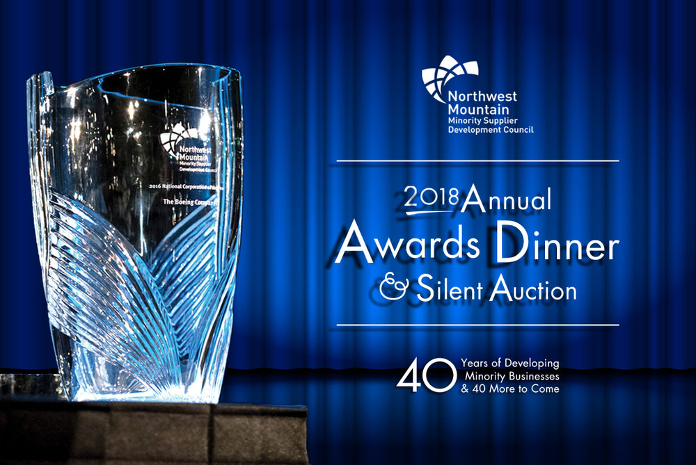 2018 Annual Awards Dinner & Silent Auction