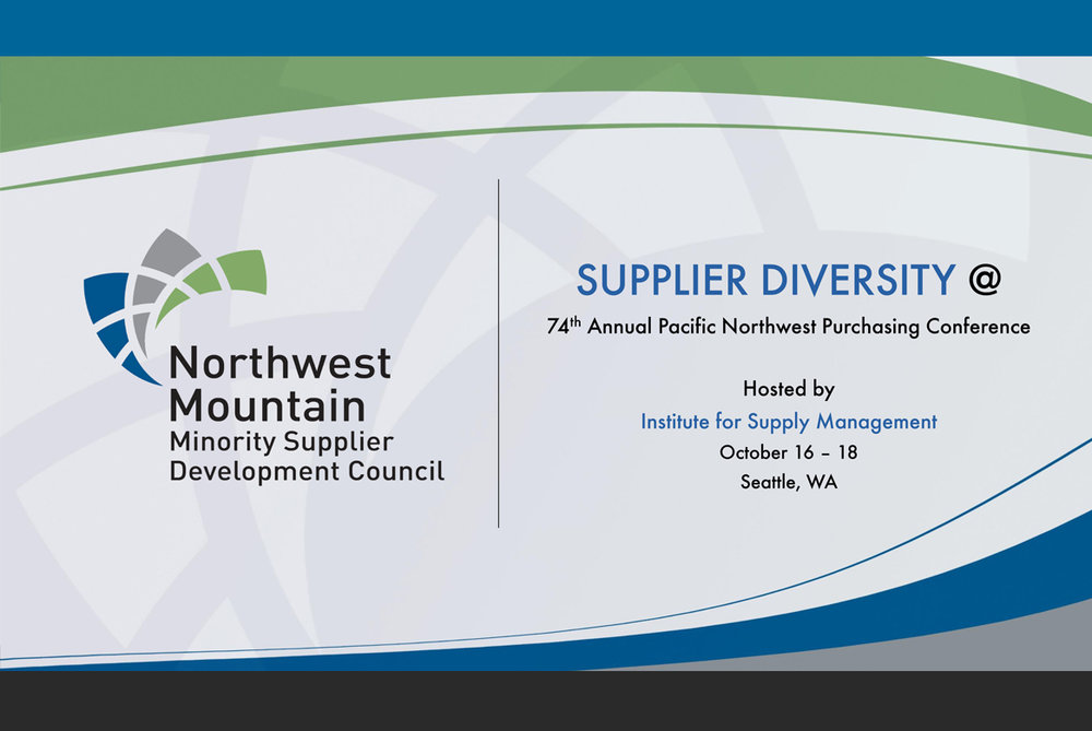 Supplier Diversity Presentation at PNW Purchasing Conference