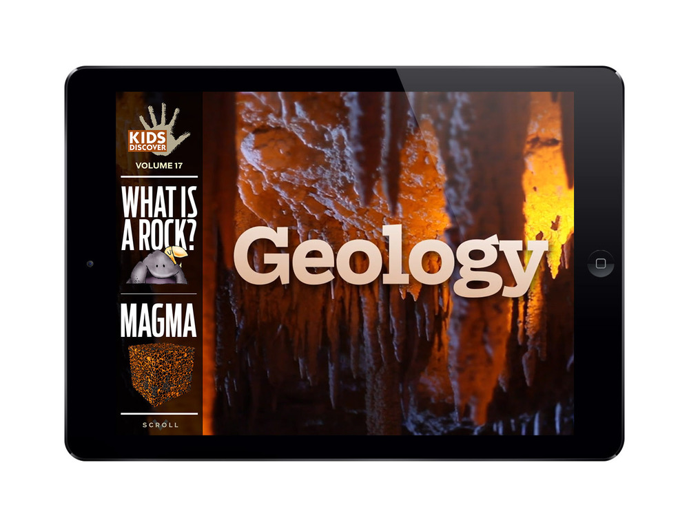 Kids Discover: Geology