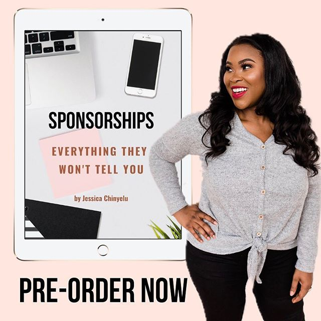I received so many DM's last night after my 2 hour IG live with @thechloebrand  We shared 1️⃣the mistakes to avoid, 2️⃣what you need before you start reaching out to potential sponsors, 3️⃣ my new e-book, Sponsorships: Everything They Won't Tell You, which is available for pre-order now! Watch part one on my IG stories and Part 2 on Chloe's. - I started hosting the @womanofpurposenetwork conferences with no training and using student loan money. I took a leap of faith and believed in the promises of Most High! He told me my conferences would be a success and they were. But I grew tired of using loan money and paying for my events out of pocket. I was fed up and grew tired so I took a pause and put a strategy into place to show the value of my audience. - I put together a budget, wrote down on a piece of paper how much I needed which at the time was $25,000 and I placed it in my prayer jar. I actually didn't open the prayer jar back up until after my 2017 conference, but The Most High starting lining things up for me and connecting me with people who helped guide me through the process of successfully obtaining corporate sponsorships. Long story short, in two years I've been able to raise over 6-figures in sponsorships and I look back and I'm in awe of how things started working out for me when I put an effective strategy into place for sponsorships. - I learned a lot on this journey and I came across many people who refused to share how to go about getting sponsorships. I'm not going to allow that to be me. I believe in sharing so I've created a guide to help you avoid the mistakes of submitting a poor pitch. This guide will help you: ✔️Create your brands narrative ✔️Identify potential sponsors that align with your brand ✔️Collect beneficial data for sponsors ✔️Create a winning deck ✔️ Plus much more.... ✔️ I also share a few 6-figure decks 😉  The guide is $49 until 12midnight. After that it goes back up to $99. Grab your copy at bit./sponsorships-guide or just click 🔗 in my bio 👉🏽@jessicachinyelu