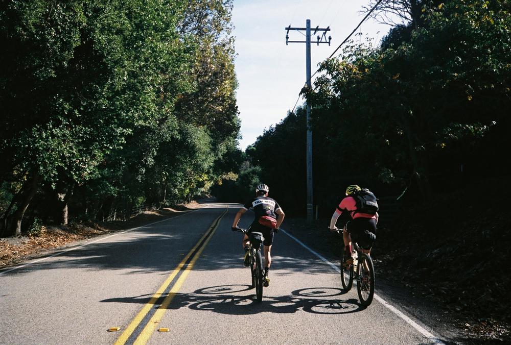 Palomares Road climb