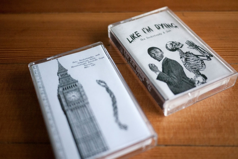 Mississippi Records Mix Tapes