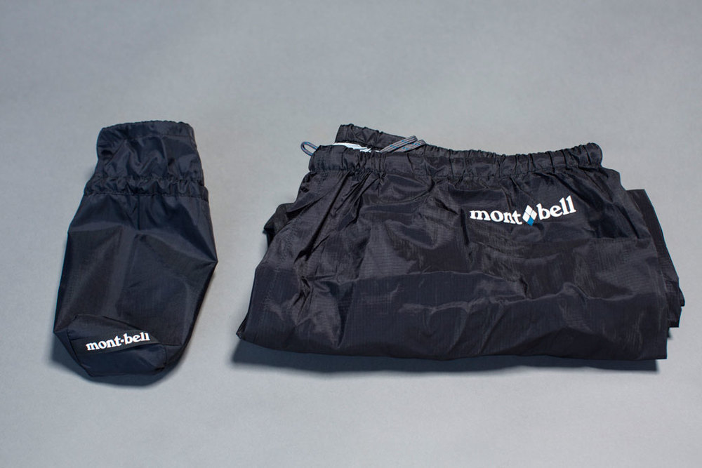Montbell Peak Shell Pants