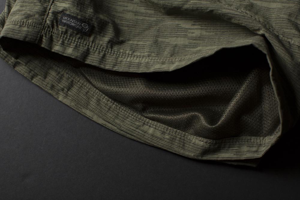 Mountain Hardwear Class IV shorts $50
