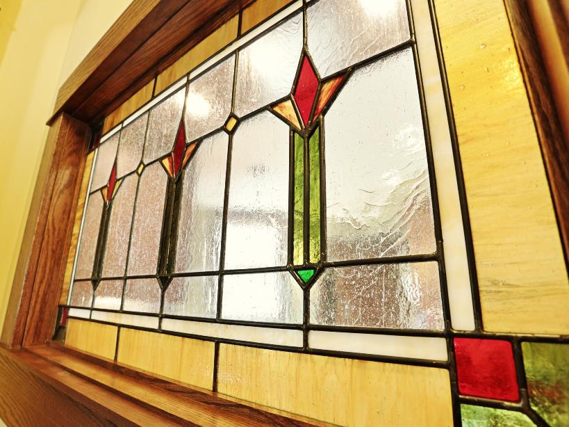Interior Stained Glass Window at The Buckingham Inn.jpg