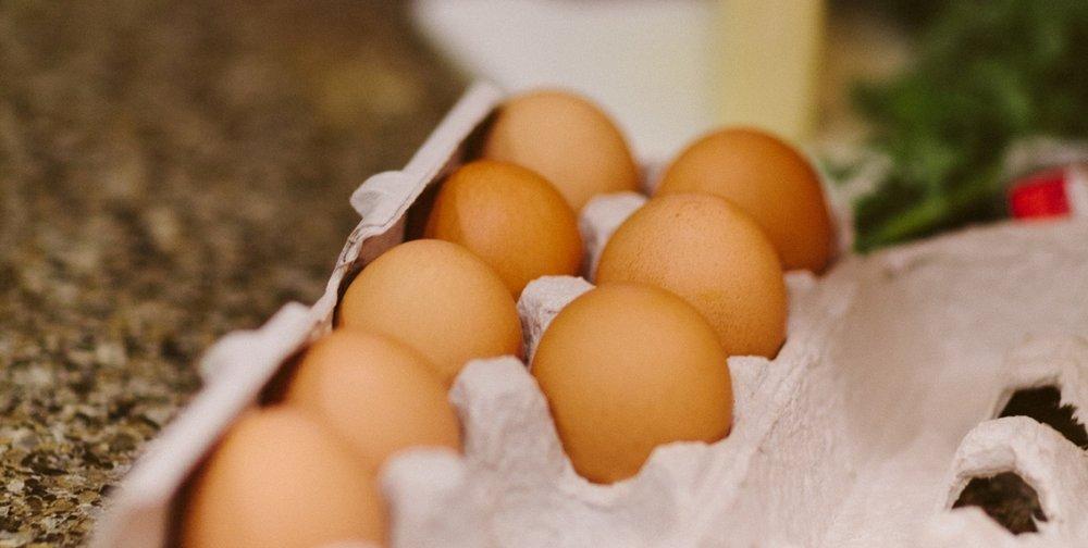 Local Organic Eggs Served at The Buckingham Inn.jpg