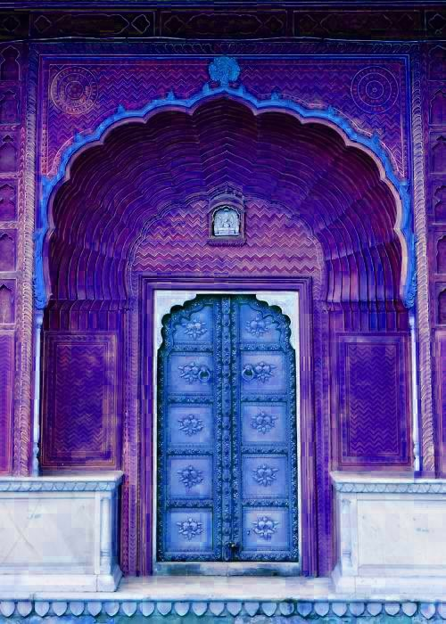 the City Palace - Jaipur, India