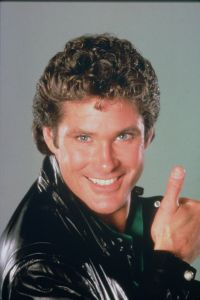 Knight Rider believes in you