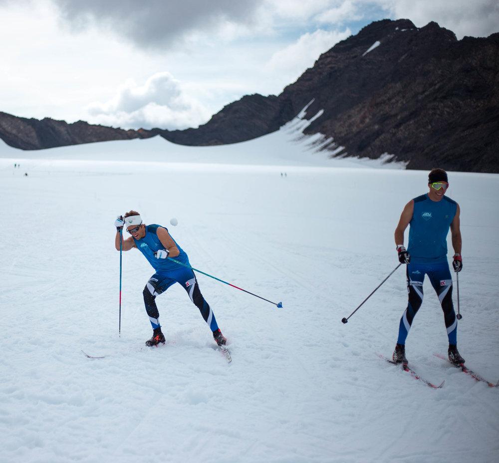 david norris glacier