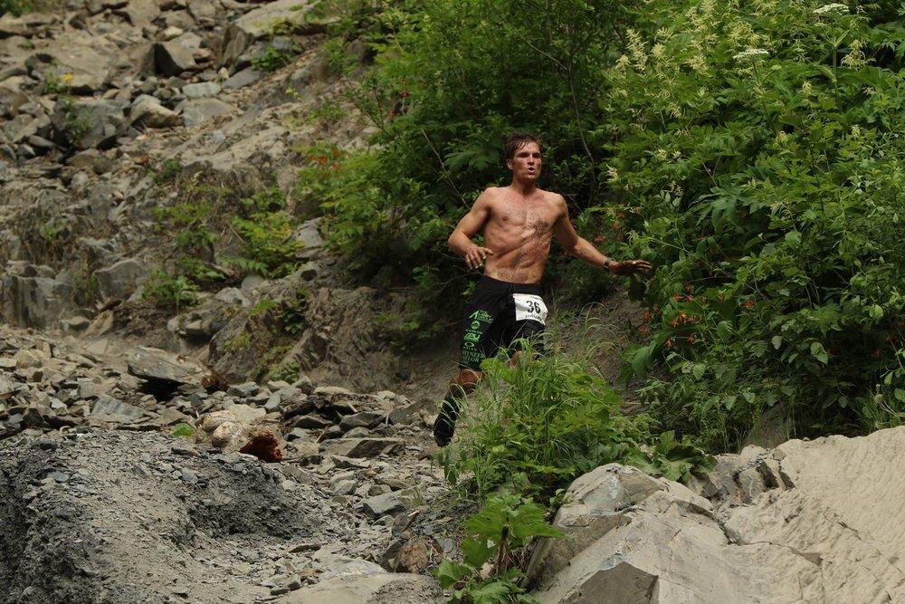 david norris mt marathon