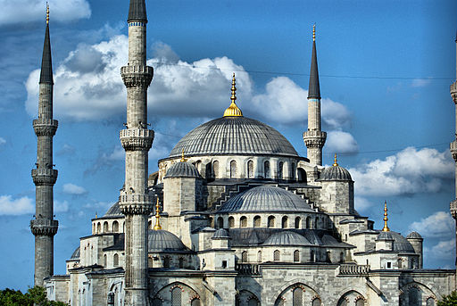 By David Spender (originally posted to Flickr as Blue Mosque) [CC BY 2.0 (http://creativecommons.org/licenses/by/2.0)], via Wikimedia Commons