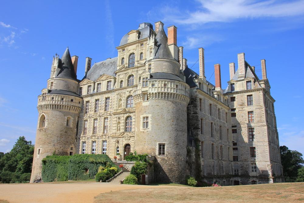 Instant Shots,Château de Brissac, Brissac-Quincé, France